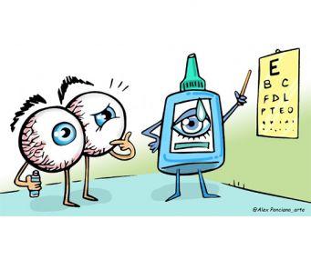 Abra seus olhos, eles são mágicos; veja com bons olhos uma visita anual ao oftalmologista