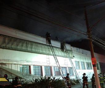 Por trás do incêndio da Cinemateca