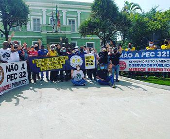 Nossa ação sindical é nossa resposta