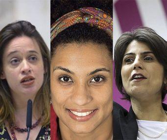 Violência política contra as mulheres